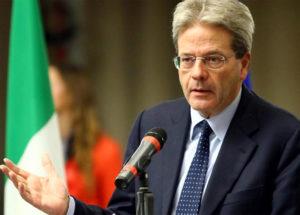 On. Paolo Gentiloni Ministro degli Affari Esteri e della Cooperazione Internazionale