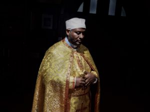 Father Mussie Zeray