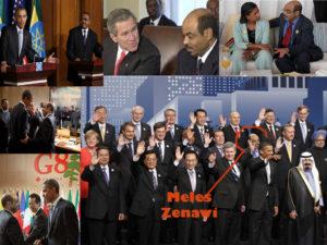 meles obama